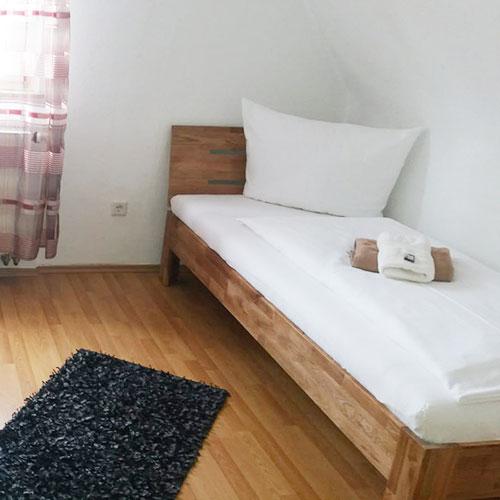 Zu unserem Appartement in Haibach, Zum Hasenstock