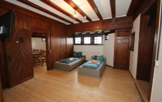 Mehrbettzimmer in der Gentilburg