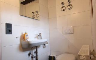 Badezimmer in der Gentilburg