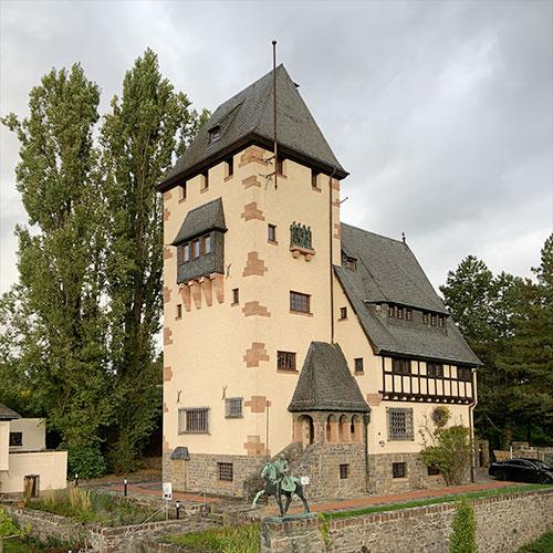 Lernen Sie unsere Appartements in der Gentilburg in Aschaffenburg kennen.