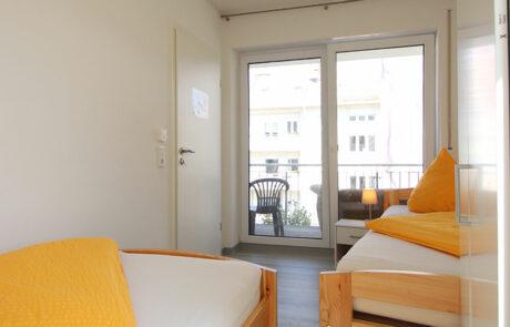 AB Beckerstr.   4-Personen-Appartement Nr. 81