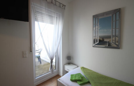 AB Beckerstr.   4-Personen-Appartement Nr. 93